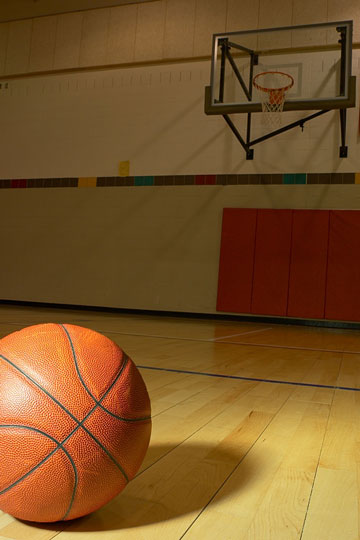 Basketball information basketball history and game rules for How much to make a basketball court