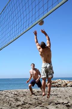 Beach Volleyball Online - F2P Games, Free to play Games