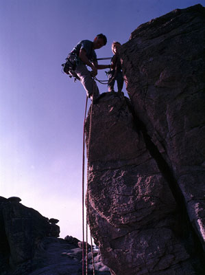 Rock Climbing Information and Equipment
